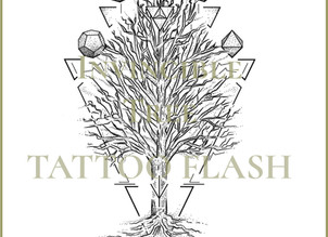 FLASH INK    TREE OF LIFE 4   Protection