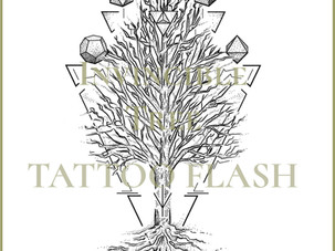 FLASH INK |  TREE OF LIFE 4 | Protection