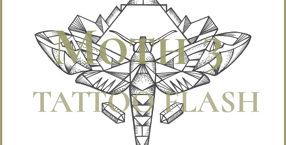 MOTH 3   Crystal Pyramid