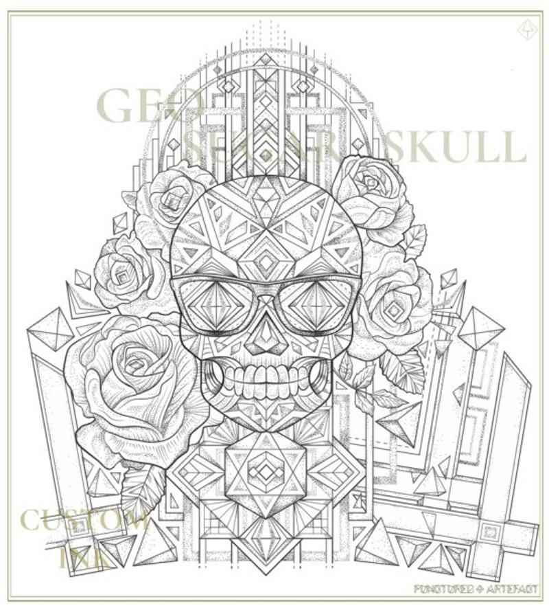 CG-GeoSugarSkull-wb2