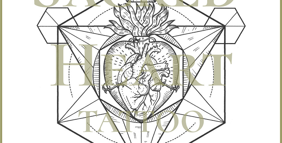 METATRON 6 | Sacred Heart