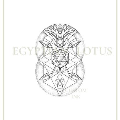 CUSTOM INK | Egyptian Lotus