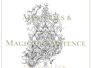 CUSTOM INK | Mysteries & magic of existence