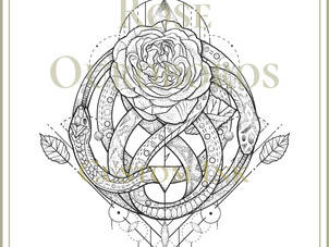 CUSTOM INK | Rose Ouroboros | Archive