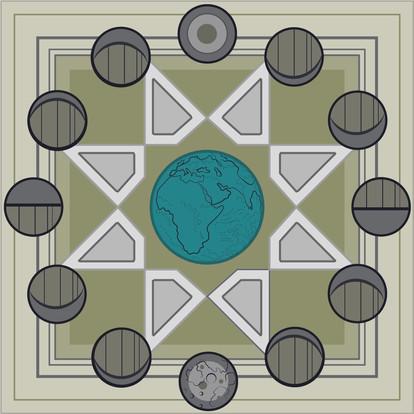 DESIGN | Symbolism | Moon