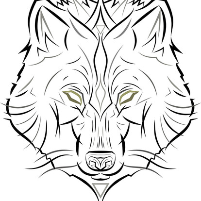 DESIGN | Symbolism | Wolf