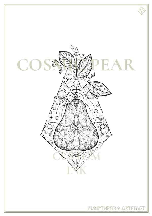 Cosmic Pear