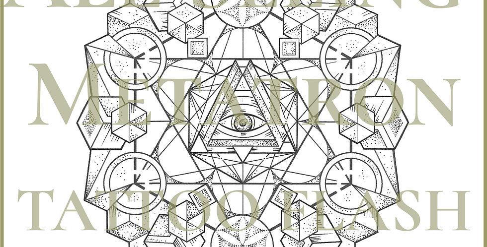 SACRED  28 | All Seeing Metatron