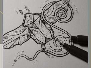 FLASH INK | NEW - 4 new designs
