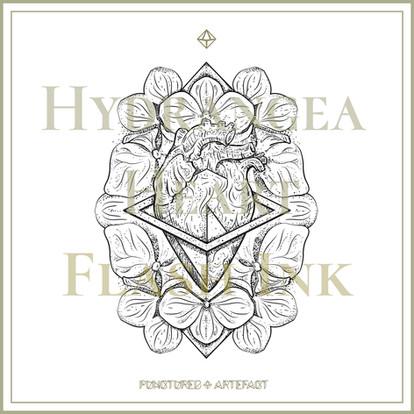 FLASH INK | Hydrangea Designs