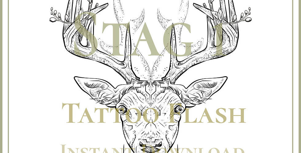 STAG 1   Wrapped