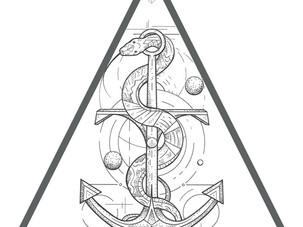 CUSTOM INK | Asclepius Anchor