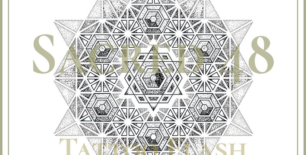 SACRED 48 | 64 Tetrahedron