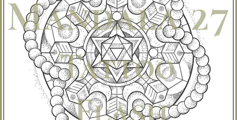 MANDALA 27 | Planetary Pathways