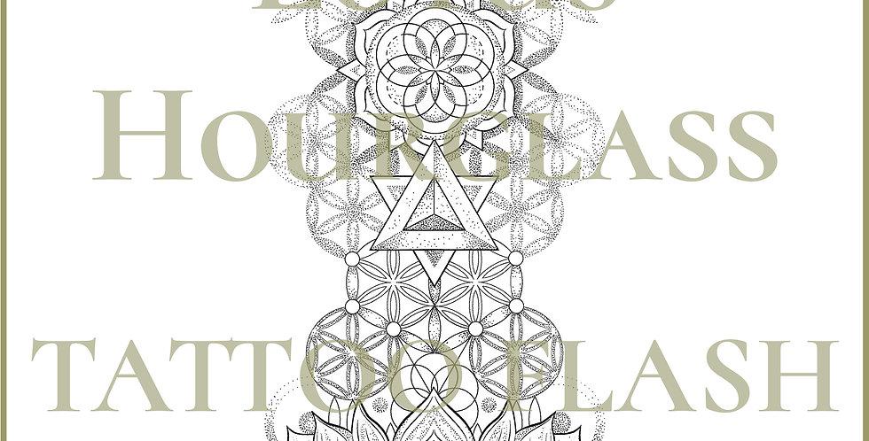 SACRED 35 | Lotus Hourglass