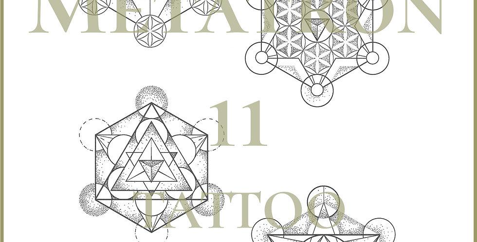 METATRON 11 | Sheet 1