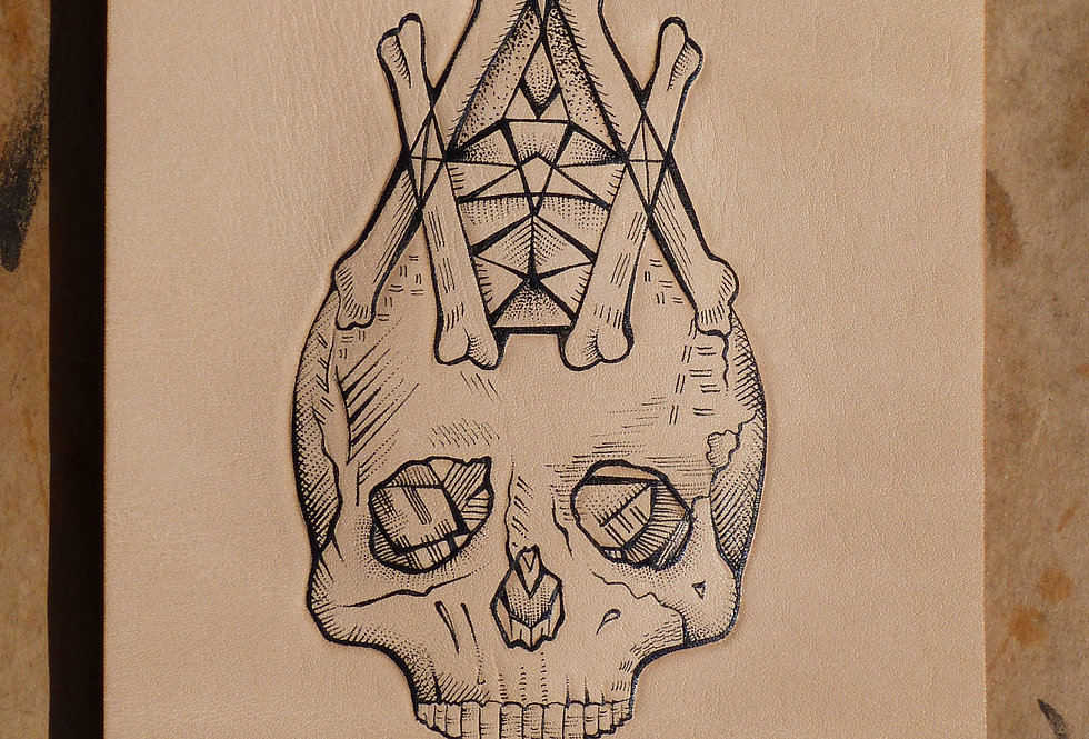 LEATHER | SK2 | Headdress