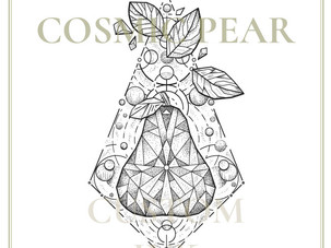 CUSTOM INK | Cosmic Pear