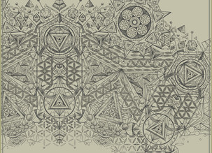CUSTOM INK | Cosmic Pyramid