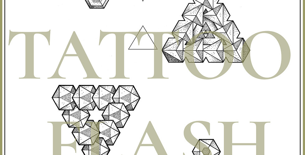 ELEMENTS 6 | Platonic Triangles