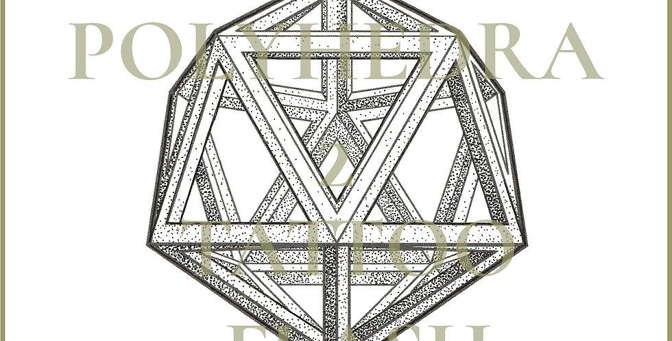 POLYHEDRA 2   Open Icosahedron