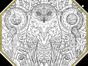 CUSTOM INK |Snowy Owl