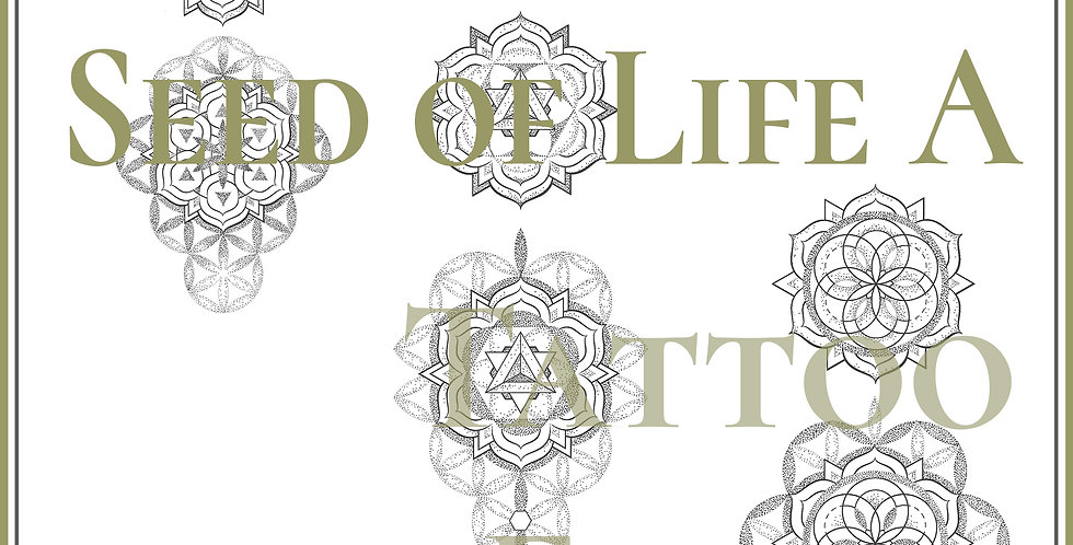 SACRED 36 | Seed of Life A