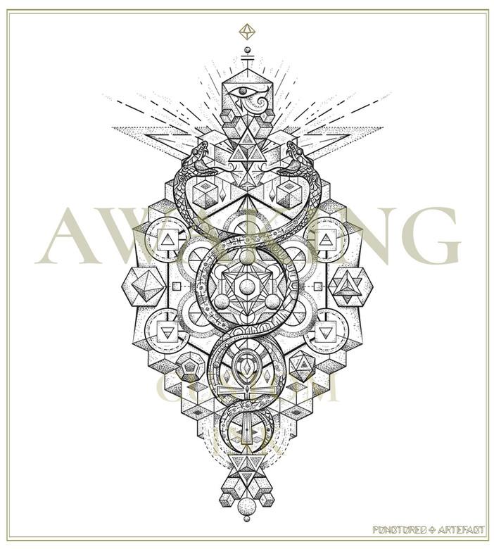 Awaking | Tattoo