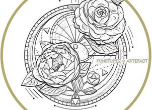 CUSTOM INK   Dual Astrolabe