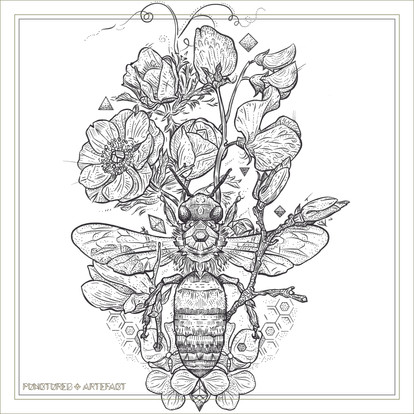 DRAWING | Gratitude Bee
