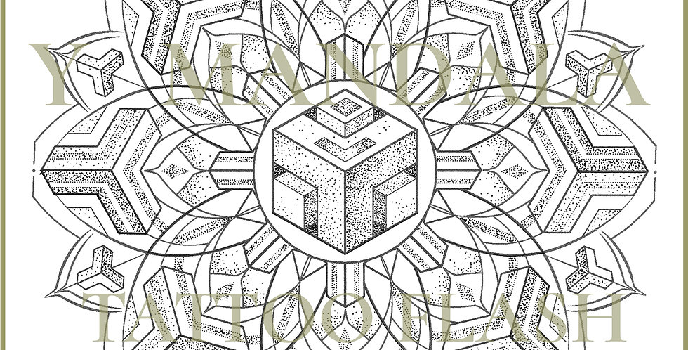 SACRED 7 | Y Mandala