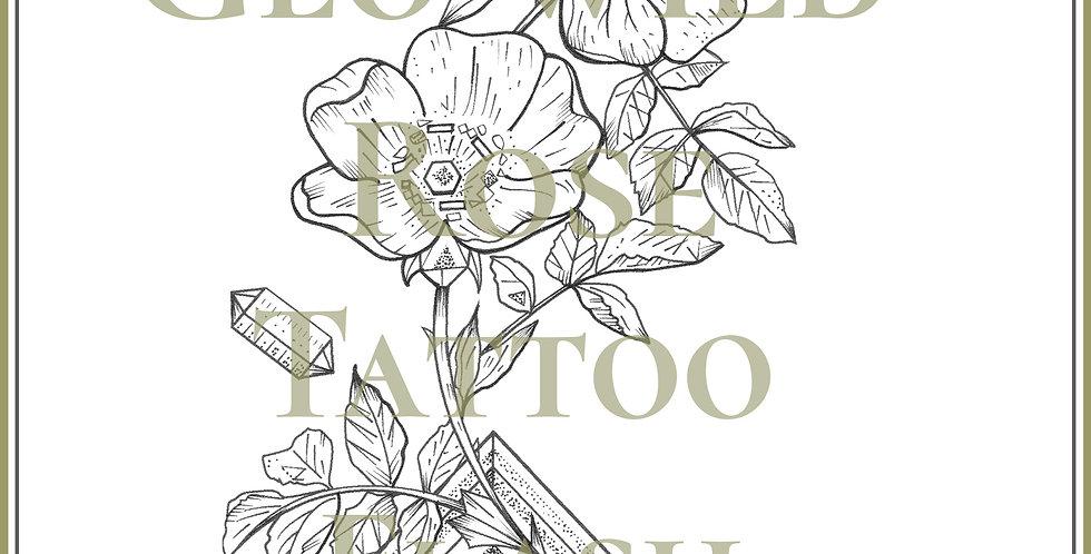 BOTANICAL 18 | Geo Wild Rose