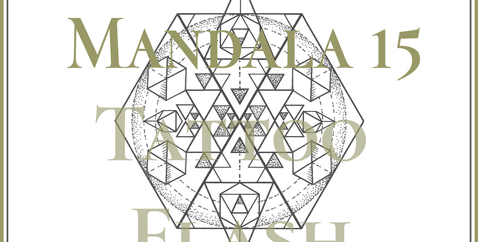 MANDALA 15 | Circle of Life