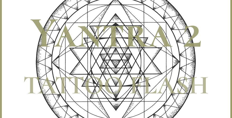 YANTRA 2 | Yantra Mandala
