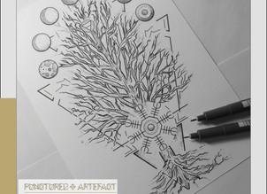 FLASH INK |  TREE OF LIFE 5 | Helm Of Awe