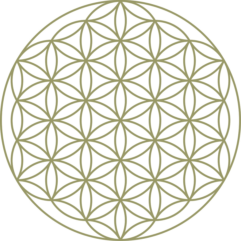 | The Flower Of Life | Vector | Punctured Artefact | Blog