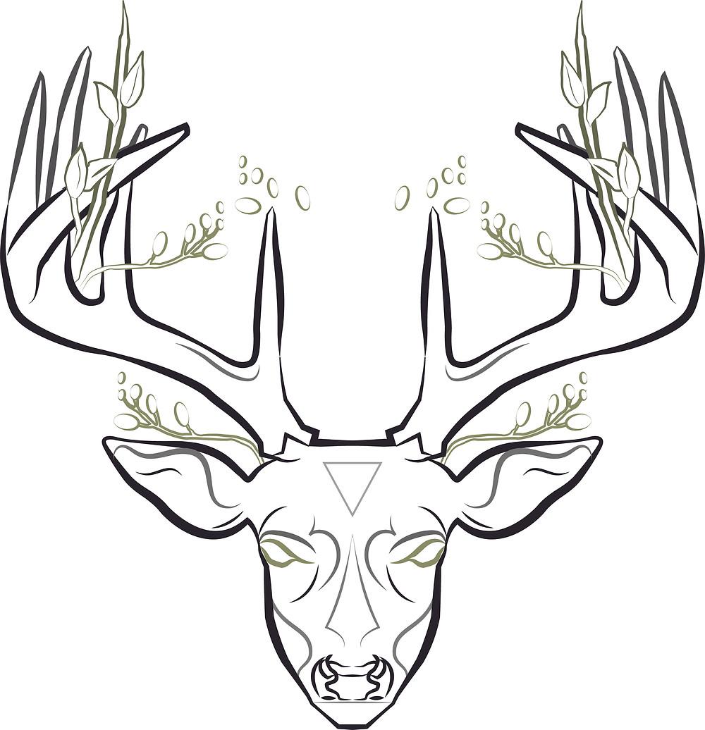 Symbolism | Stag | Tattoo Art