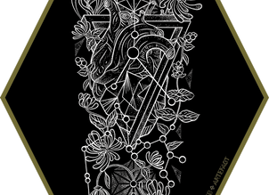 CUSTOM INK | Honeysuckle Heart