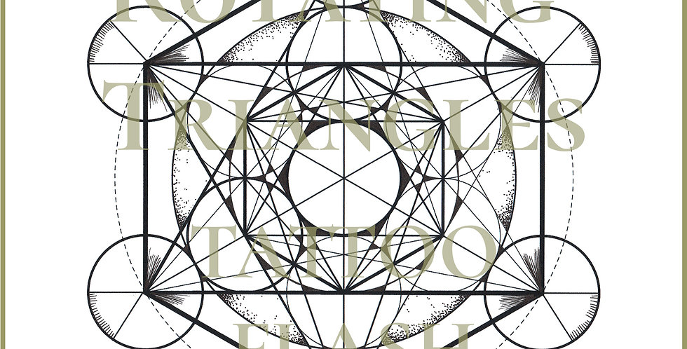 METATRON 1 | Rotating triangles