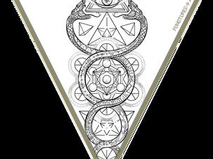 CUSTOM INK | Caduceus Metatron