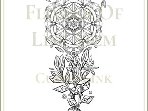 CUSTOM INK | Flower Of Life Stem