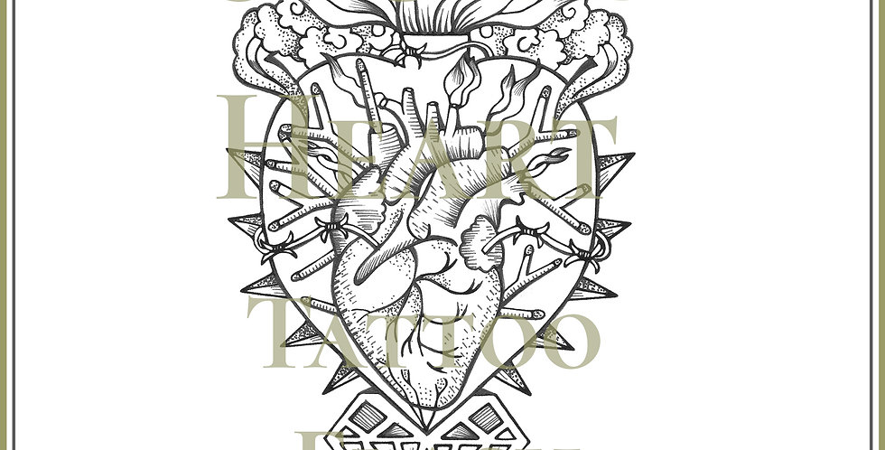 HEART 4 | Sacred