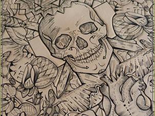 TATTOOED LEATHER | Dark Heart