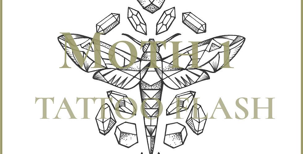 MOTH 1 | Hawk Crystals