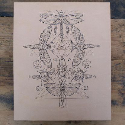 HANG YOUR INK | Insects