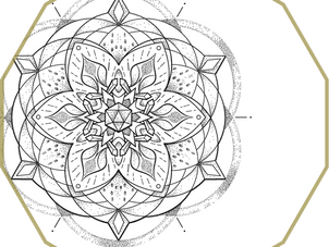 CUSTOM INK | Lily Mandala