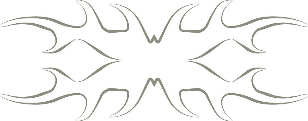 Symbolism | Stag Horn | Tattoo Art