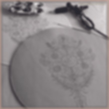 Tattooed Leather art   Swedish Flora & Fauna   Geometric flowers & Insects