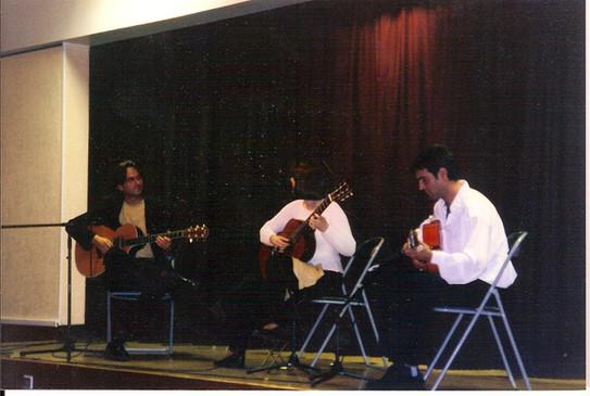 Guitares Plurielles avec Christian BON et Frasquito SANTIAGO