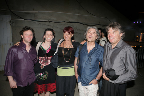 Festival de Sète avec Didier LOCKWOOD, Sylvain LUC et les MAGGIO